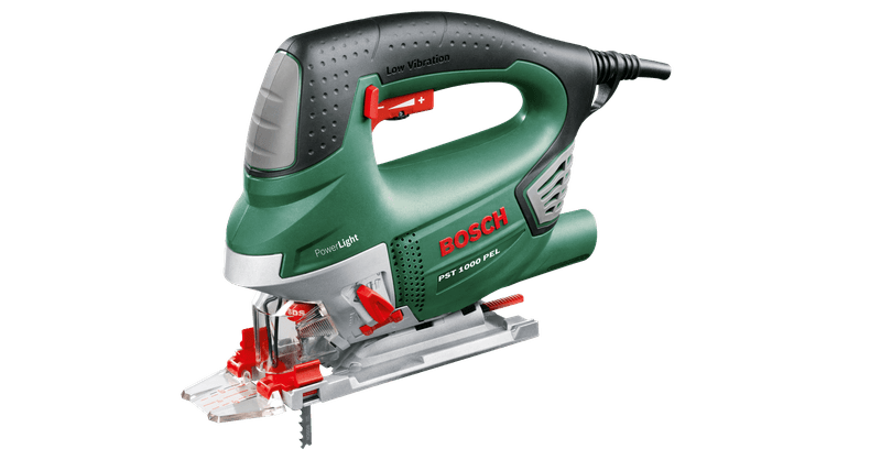 Découvrir les possibilités d'utilisation de la Bosch PST 1000 PEL